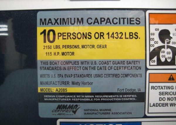 Misty Harbor 2085CR ADVENTURE image