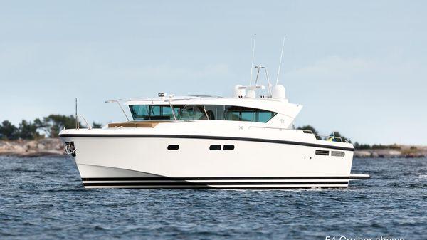 Delta Powerboats 54 YachtFish