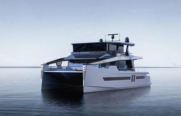 2021 Alva Yachts Ocean Eco 60 Ex