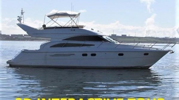 Viking Princess 50' Sport Cruiser