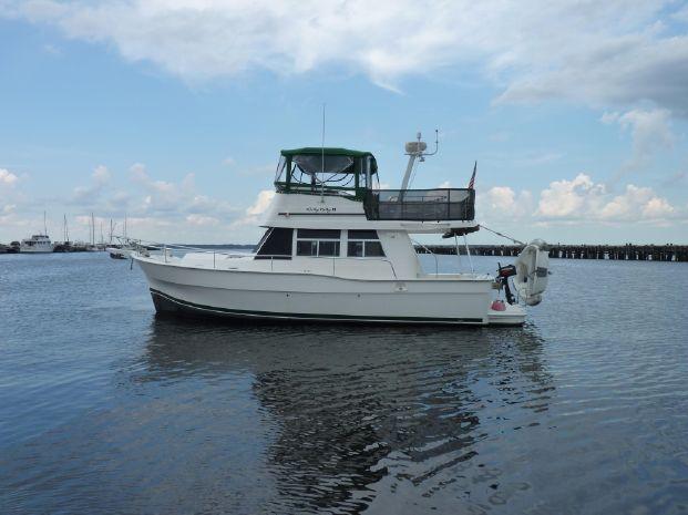 2002 Mainship Trawler