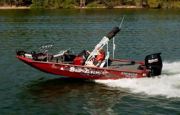 2021 SeaArk Stealth 190 Pro