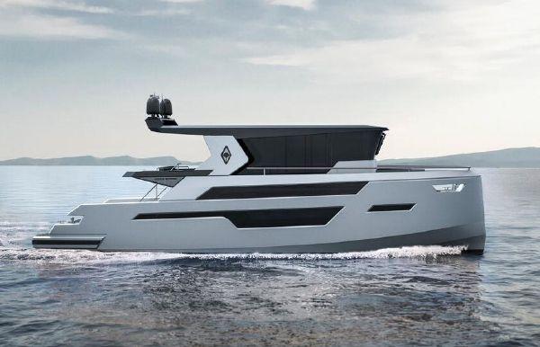 2021 Alva Yachts Eco Cruise 50