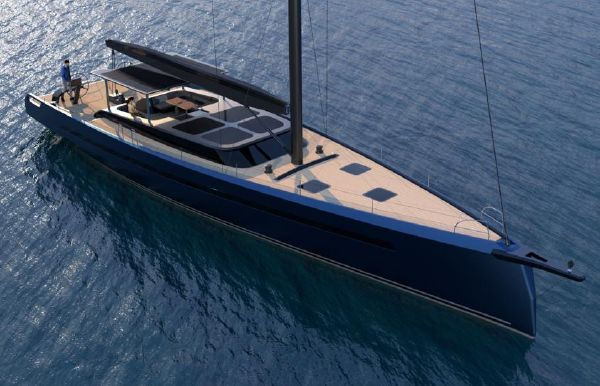 2021 Alva Yachts Ocean Sail 82