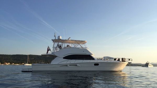 Riviera 58 Open Flybridge