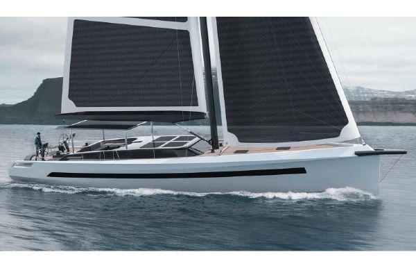 2021 Alva Yachts Ocean Sail 72