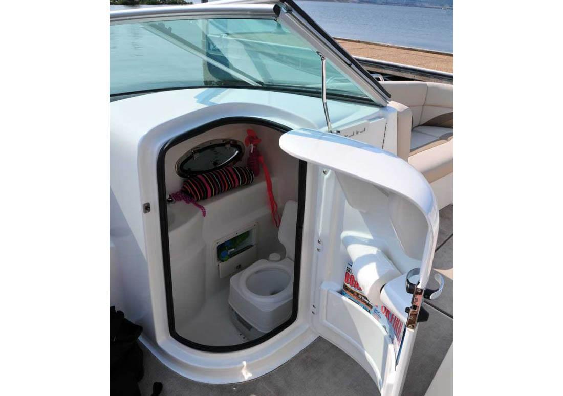 Portable Boat Toilet : Reliance fold to go portable lightweight toilet for camping rv s