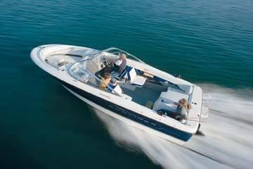 Bayliner 215 Discovery w/Trailer
