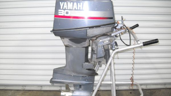 Yamaha Outboards 30hp