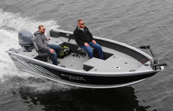 2019 Smoker Craft Adventurer 160T