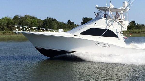 Cabo Yachts 47 Flybridge Sportfish Convertible