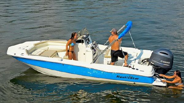 NauticStar 211 Angler Manufacturer Provided Image