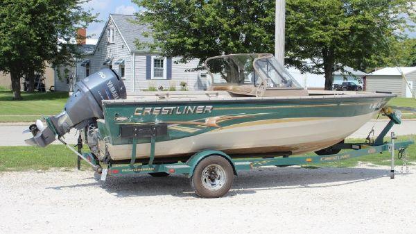 Crestliner Super Hawk 1700