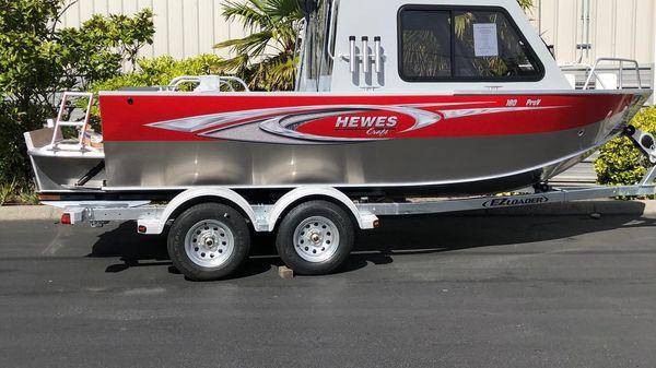 Hewescraft 180 Pro-V ET HT B3180