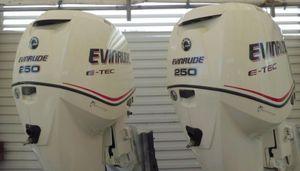 Evinrude  E-TEC 250hp 30