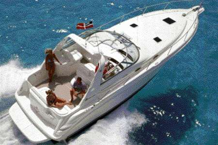Sea Ray 330 Sundancer Manufacturer Provided Image