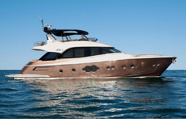2018 Monte Carlo Yachts MCY 70