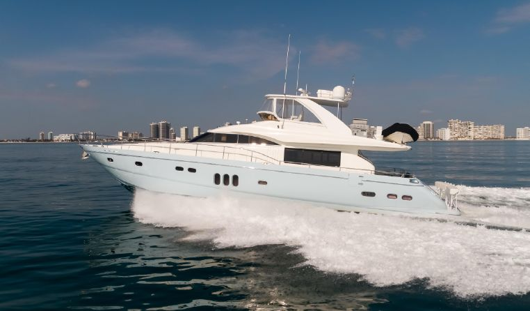 2006 Princess Viking Sport Cruiser Motor Yacht