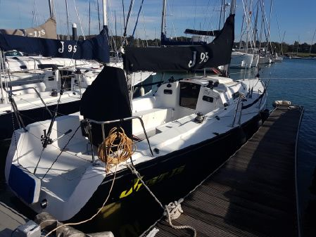 J Boats J/95 Lift / Lifting Keel image