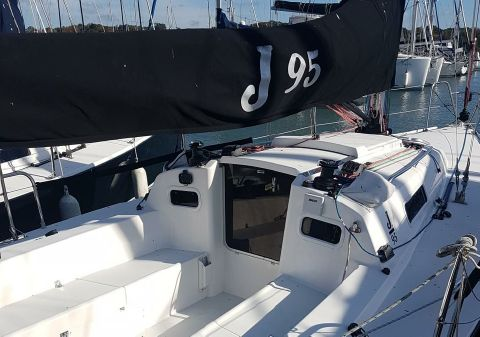 J Boats J/95 Lift / Lifting Keel image