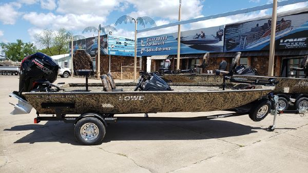 New Lowe Stinger 195C Camo Power Boats For Sale - Copher's