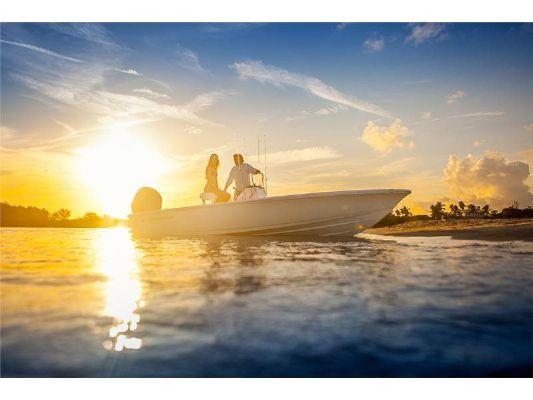 Sportsman Boats 20 ISLAND BAY - main image