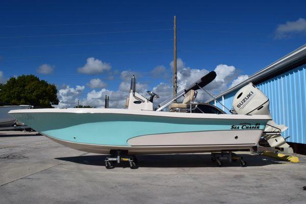 Sea Chaser sea skiff - main image