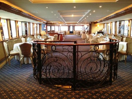 Custom Dinner Yacht image
