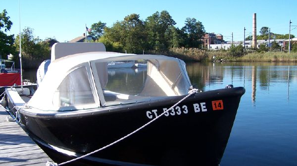 Eastern Downeast Center Console 20