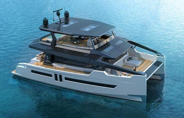 2021 Alva Yachts Ocean Eco 60