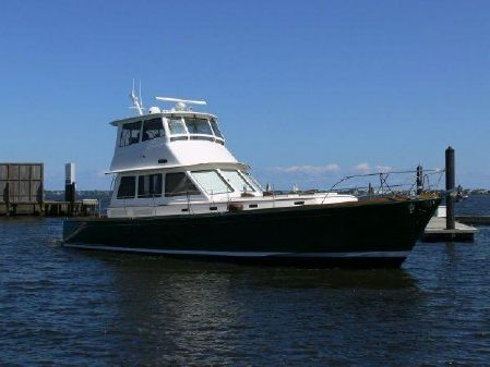Alden Downeast Flybridge Motoryacht image