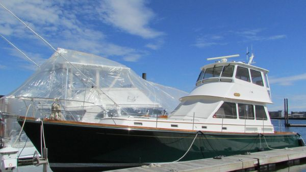 Alden Downeast Flybridge Motoryacht