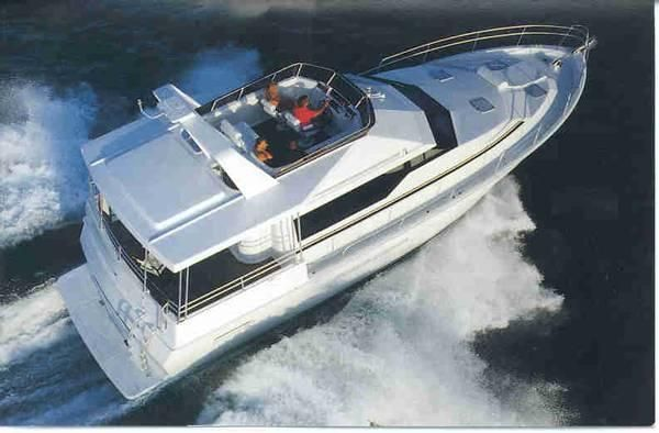 1992 Mainship 47 Motor Yacht/ 3 Stateroom