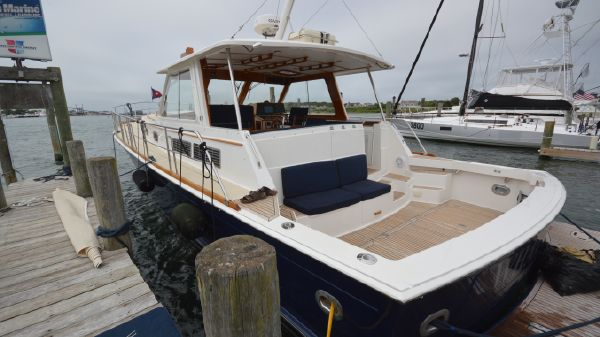 Grand Banks Eastbay 49 HX - ORIGINAL OWNER BOAT!