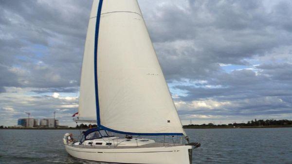 Dufour 44 Sailing