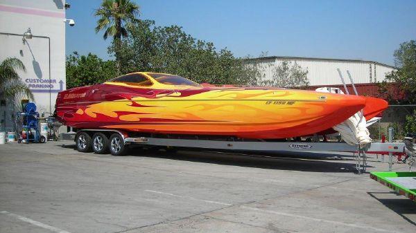 Eliminator 36 Daytona Coupe
