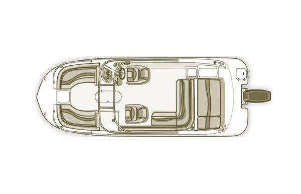 2021 Starcraft MDX 230 DH O/B