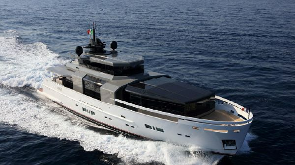 Arcadia Yachts 100