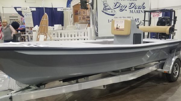 Xplor Boatworks 18 Bay Boat