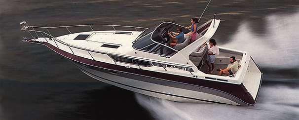 1988 Cruisers Yachts 3170 Esprit La Porte Indiana Service 1 Marine