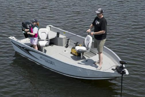 Smoker Craft ANGLER 16 XL TL image