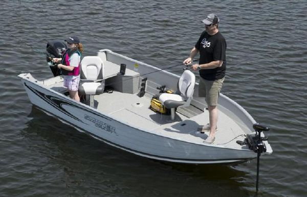 2019 Smoker Craft ANGLER 16 XL TL