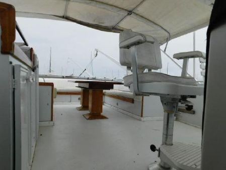 Hatteras Extended Deckhoulse Motoryacht image