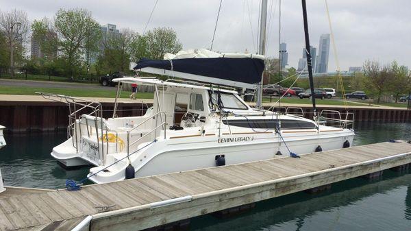 Gemini Legacy At dock