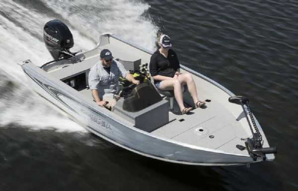 2019 Smoker Craft ANGLER 16 SC