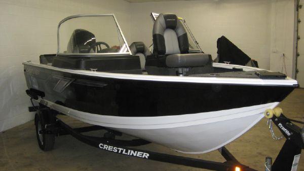 Crestliner 1650 Fish Hawk