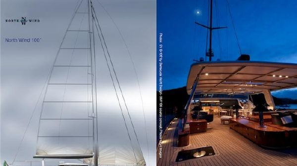North Wind 100 ft Med Lounge