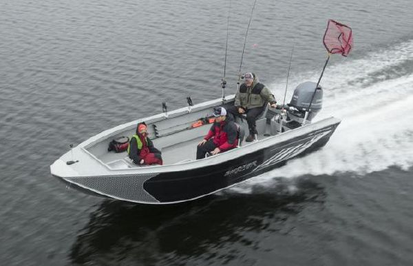 2019 Smoker Craft 1872 Pro Sportsman