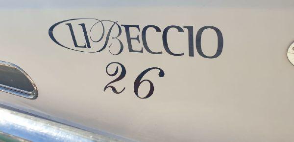 Mimi Gozzo Libeccio 26 Cabin image