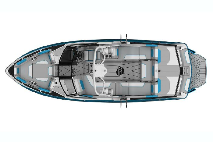 2019 Malibu Wakesetter 25 LSV - Copher's Boat Center
